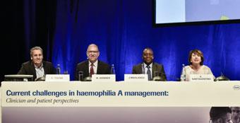 Desafios atuais na gestão da hemofilia A: perspetivas clínicas e dos doentes