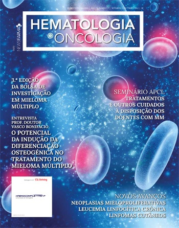 Hematologia e Oncologia, 27, setembro 2019