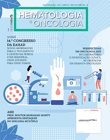 Hematologia e Oncologia, 33, março 2021